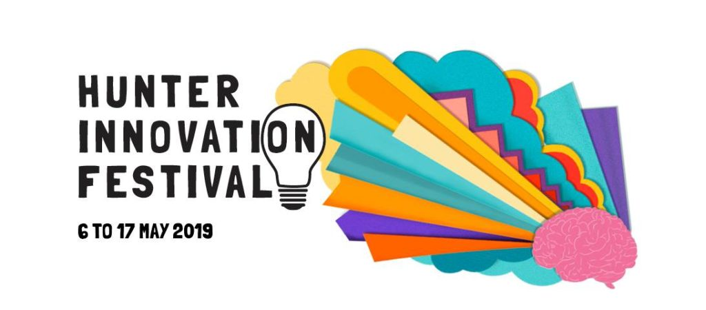Awesome Newcastle and Hunter Innovation Festival teaming up